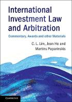 International Investment Law and...