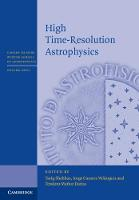 High Time-Resolution Astrophysics