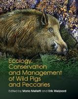 Ecology, Conservation and Management...