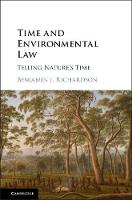Time and Environmental Law: Telling...