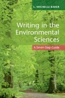 Writing in the Environmental ...