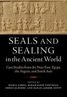 Seals and Sealing in the Ancient...