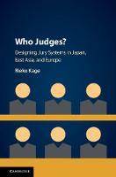 Who Judges?: Designing Jury Systems ...