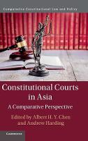 Constitutional Courts in Asia: A...