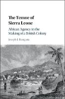The Temne of Sierra Leone: African...