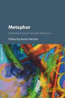 Metaphor: Embodied Cognition and...