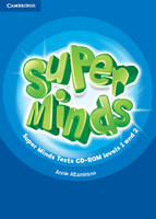 Super Minds Levels 1 and 2 Tests CD-ROM