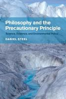 Philosophy and the Precautionary...