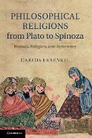 Philosophical Religions from Plato to...