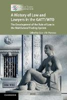 A History of Law and Lawyers in the...