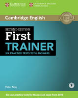 First Trainer Six Practice Tests with...