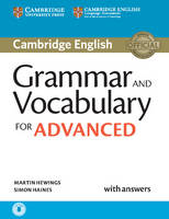 Grammar and Vocabulary for Advanced...