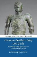 Oscan in Southern Italy and Sicily:...