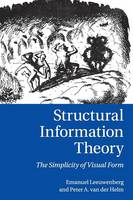 Structural Information Theory: The...
