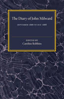 The Diary of John Milward: September...
