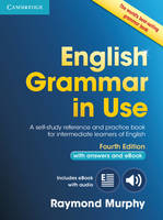 English Grammar in Use Book with...