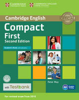 Compact First Student's Book with...