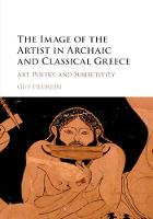 The Image of the Artist in Archaic ...
