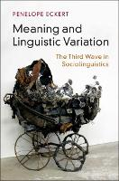 Meaning and Linguistic Variation: The...