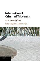 International Criminal Tribunals: A...