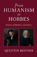 From Humanism to Hobbes: Studies in...