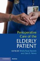 Perioperative Care of the Elderly...