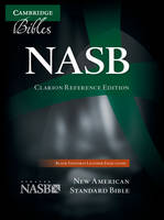 NASB Clarion Reference Bible NS486:XE...