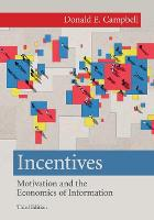 Incentives: Motivation and the...