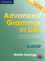 Advanced Grammar in Use Book without...