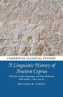 A Linguistic History of Ancient...
