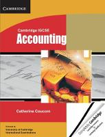 Cambridge IGCSE Accounting Student's...