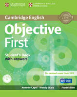 Objective First Student's Book with...