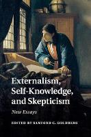Externalism, Self-Knowledge, and...