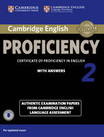 The Cambridge English Proficiency 2...