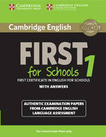 Cambridge English First for Schools 1...