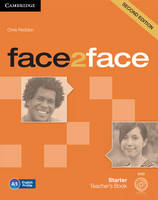 Face2face Starter Teacher's Book with...