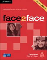 Face2face Elementary Teacher's Book...