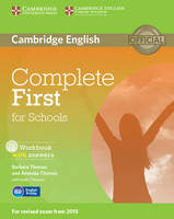 Complete First for Schools Workbook...