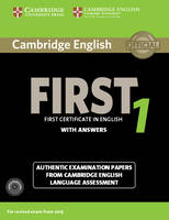 Cambridge English First 1 for Revised...