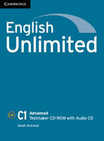 English Unlimited Advanced Testmaker...