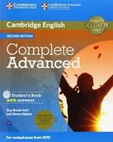 Complete Advanced Student's Book Pack...