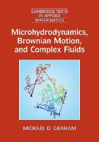 Microhydrodynamics, Brownian Motion,...