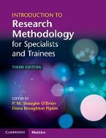 Introduction to Research Methodology...