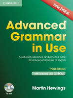 Advanced Grammar in Use Book with...