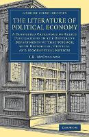The Literature of Political Economy: ...