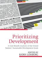 Prioritizing Development: A Cost...