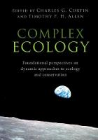 Complex Ecology: Foundational...
