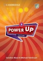 Power Up Level 3 Class Audio CDs (4)