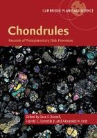 Chondrules: Records of Protoplanetary...