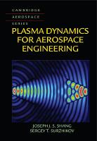 Plasma Dynamics for Aerospace...